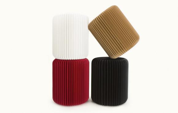 職人手作りの紙製デザイナーズ家具「DuCôté」、日本橋三越にてPOPUPストア出店決定