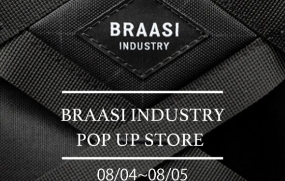 Braasi Industry、VIZ STORE-TOKYO&2NDにて期間限定POP UPを開催
