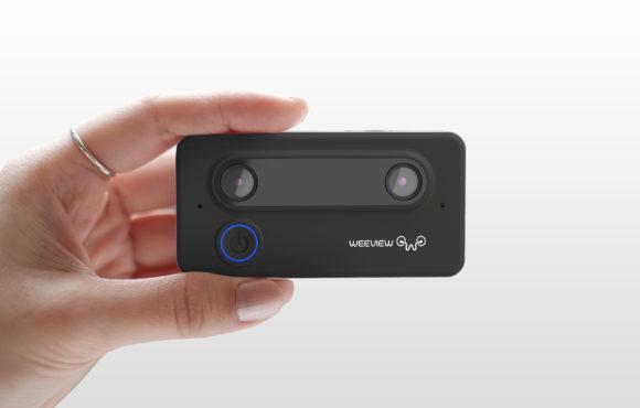 コンパクト3Dカメラ「SID」クラウドファンディング開始